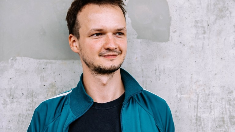 Podcaster Fabian Schrader
