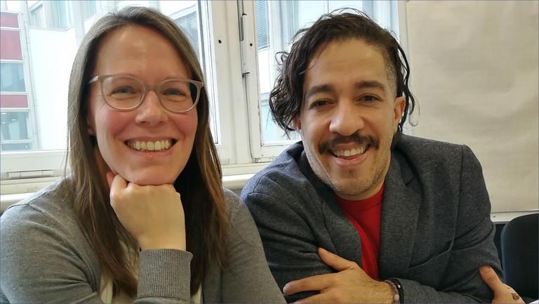 Grit Eggerichs hat Jean Wyllys in Berlin getroffen