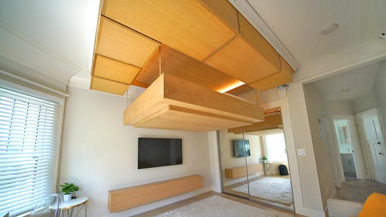 Hightech-Bett von Bumblebee Spaces