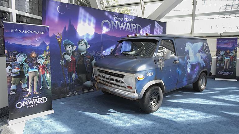 """Zu Besuch bei Pixar: Einblicke in den neuesten Film """"Onward"""""""