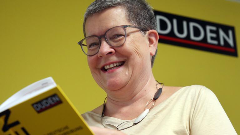 Kathrin Kunkel-Razum, Redaktionsleiterin des Duden.
