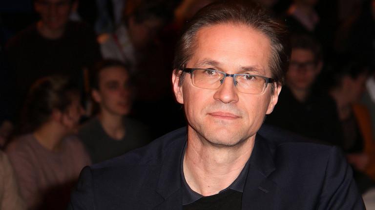 Gerald Knaus zu Gast in der Markus-Lanz-Talkshow am 03.03.2020.