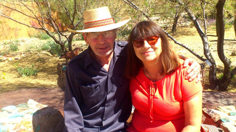 Norman Stone und Christel Brumann