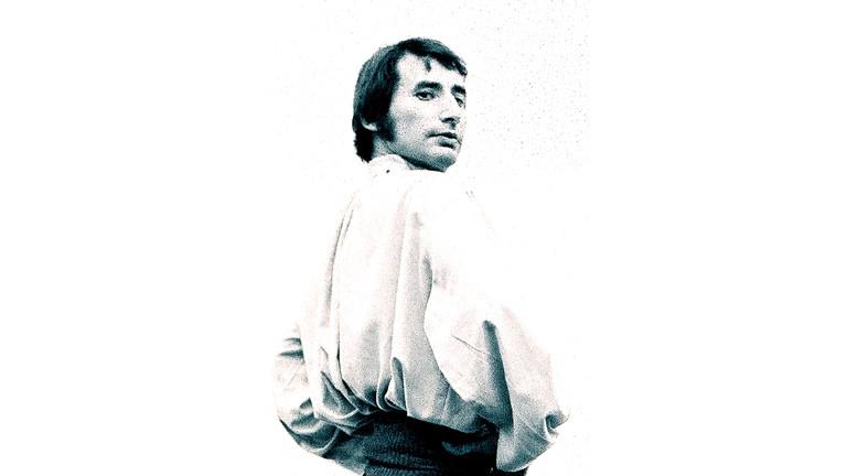 Norman Stone als junger Mann