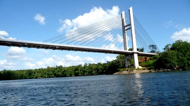 Französisch Brücke
