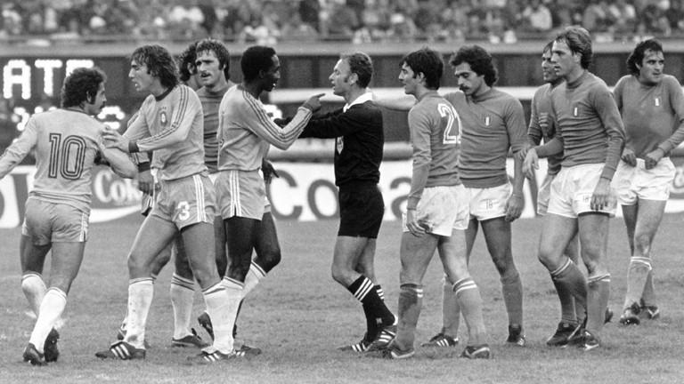 Abraham bei der WM 1978