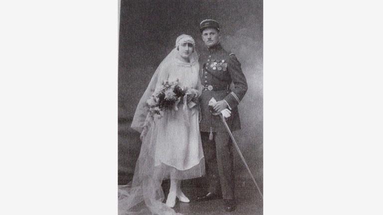 Marthe und Gaston Hugues