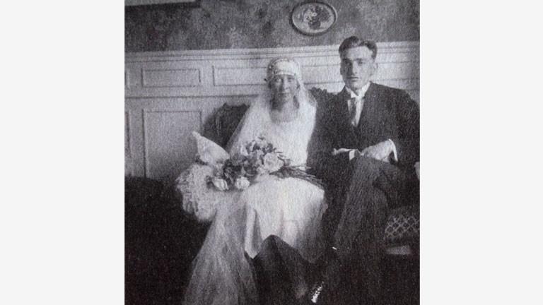 Mathilde und Joseph Kébaur