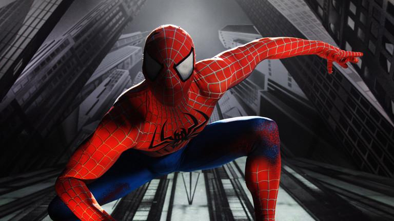 Die Wände hoch wie Spider-Man