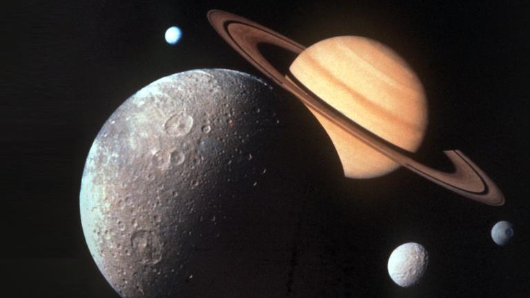 Was uns 20 neu entdeckte Saturnmonde verraten könnten