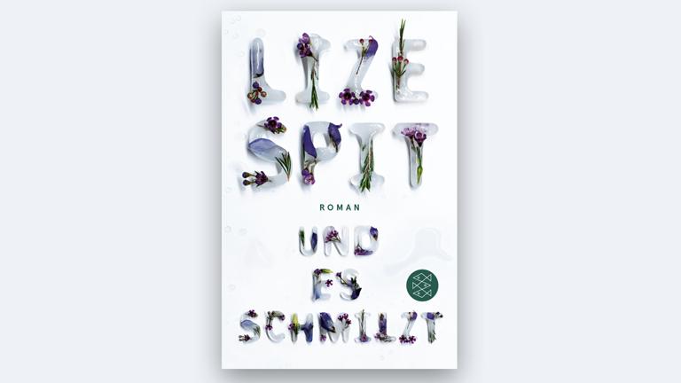 """Cover des Buchs """"Und es schmilzt"""" von Lize Spit"""