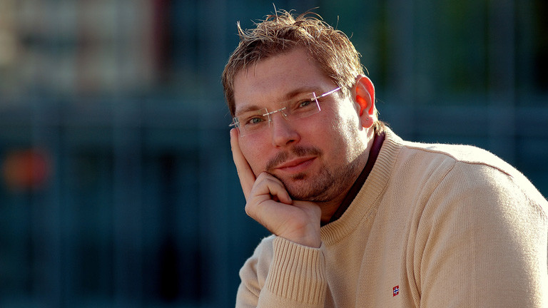 Portrait von Marcus Wegner