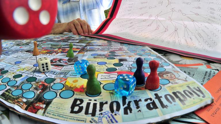 Von Monopoly und Bürokratopoly