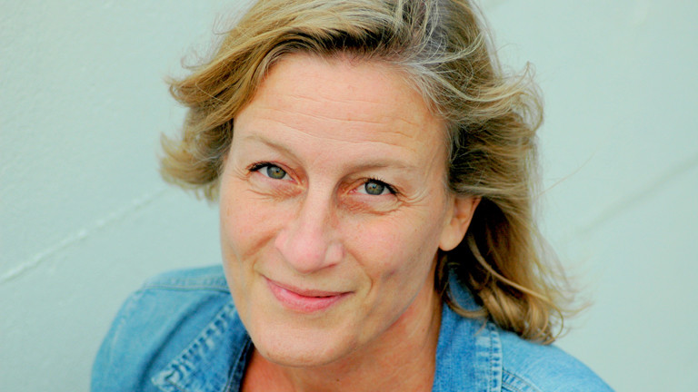 Portrait der Meeresbiologin Nicole Dubilier