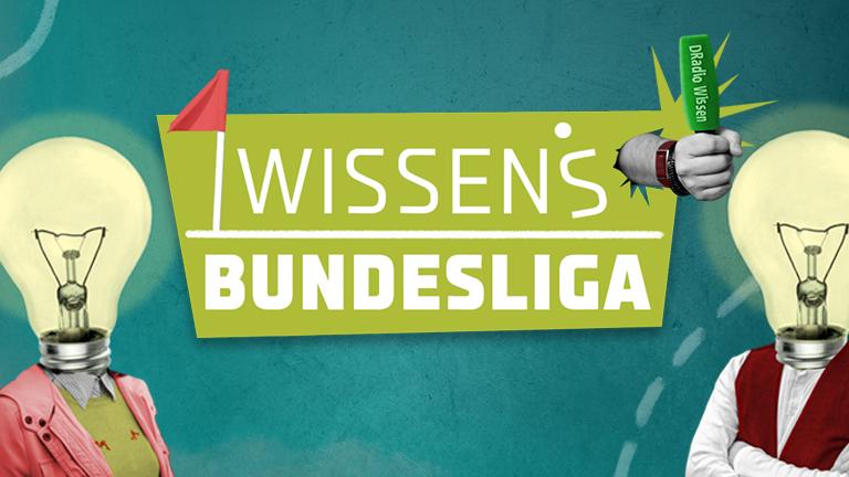 DRadio Wissen Wissensbundesliga-Logo
