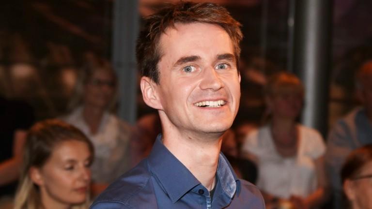 Henning Beck bei einer NDR-Talkshow im Jahr 2018.
