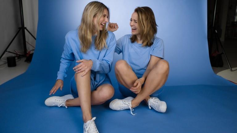 Jette (l.) und Jenny (r.)
