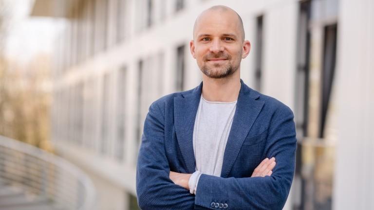 Der Sozialpsychologe Hans Alves.