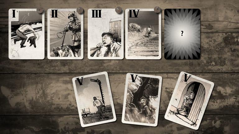 """Ausschnitt aus dem Game """"Attentat 1942"""""""