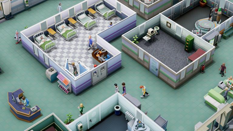 Screenshot Two Point Hospital