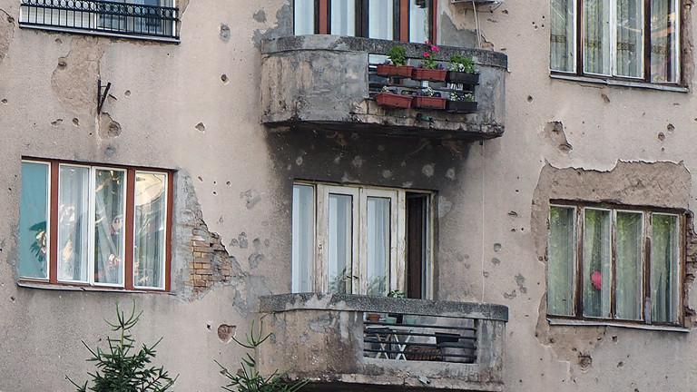 War Hostel in Sarajevo