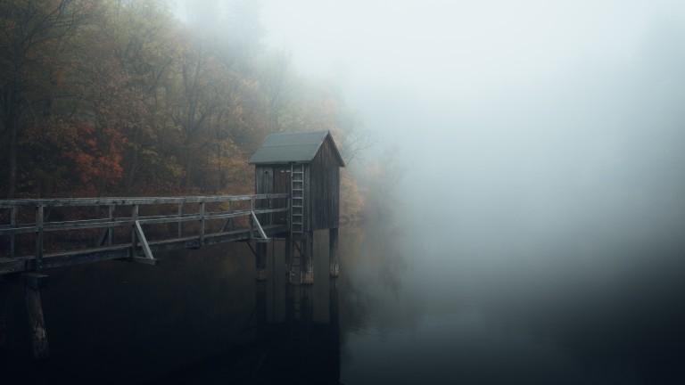 Max Fischer Landschaftsfotograf Deutschland Oberharzer Wasserregal