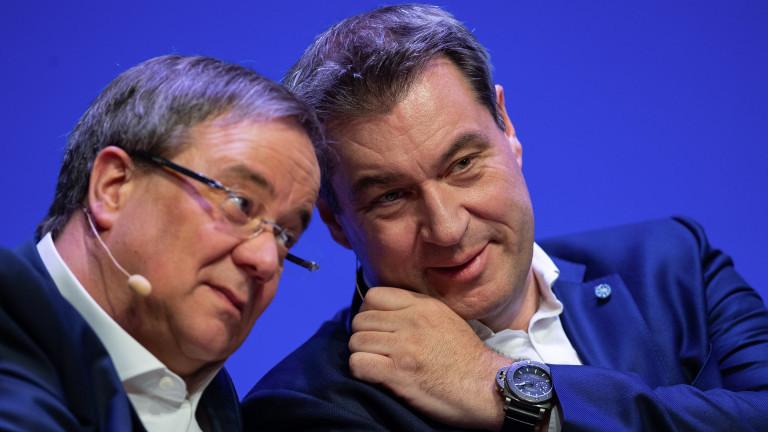 Kanzlerkandidat: Wie die Union zwischen Söder und Laschet entscheidet · Dlf  Nova