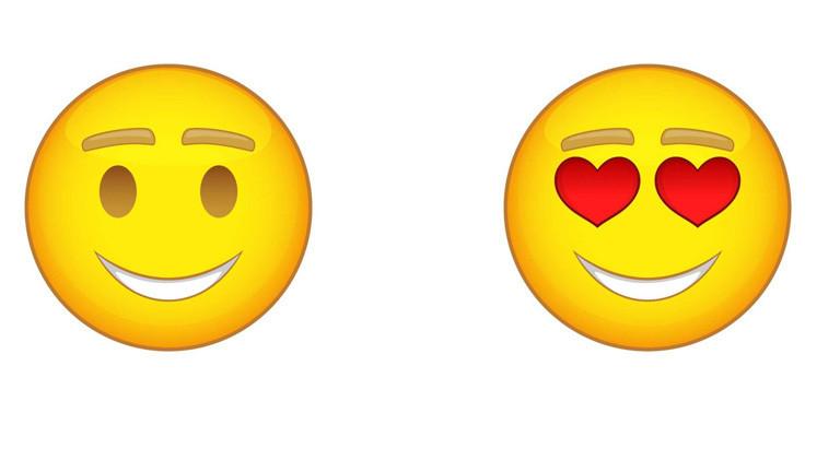Zwinker was smiley ein bedeutet Zwinker
