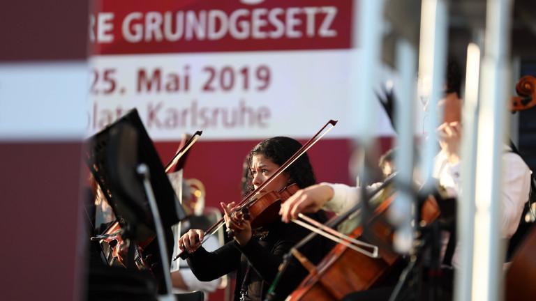 VerfassungsFEST am 23.05.2019 in Karlsruhe