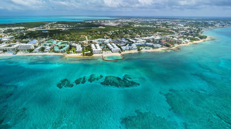 George Town, Luxus-Resort Seven Mile Beach, Kaimaninseln