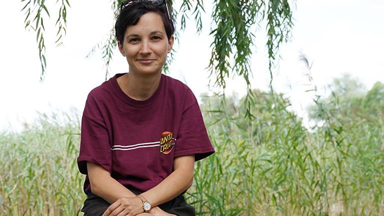 Schriftstellerin Stefanie de Velasco
