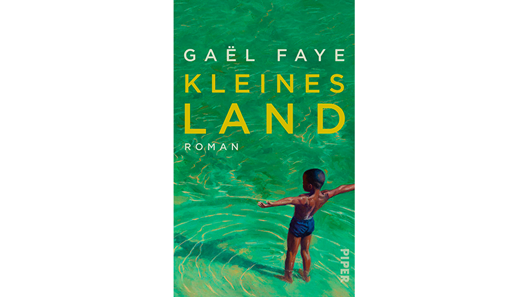 """Cover des Buches """"Kleines Land"""" von Gaël Faye"""