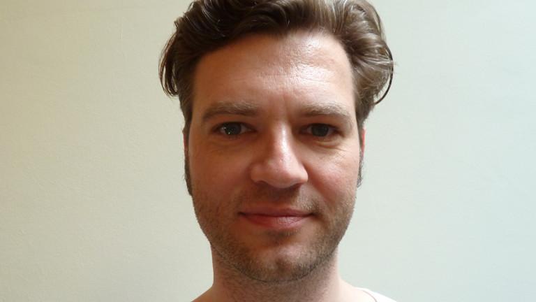 Martin Krinner ohne Schminke