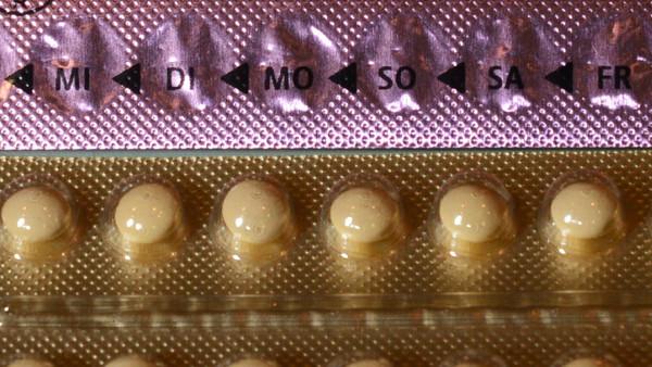 Anti-Baby-Pille Pille