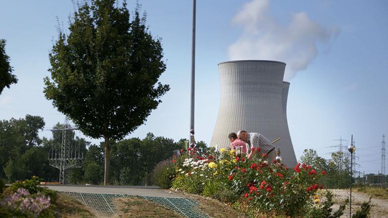 """Still aus """"Atomkraft Forever"""" von Carsten Rau"""