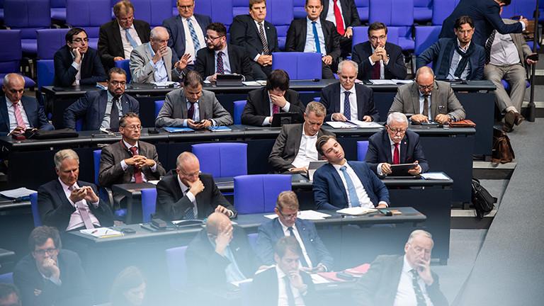 AfD-Bundestagsfraktion 26.092019