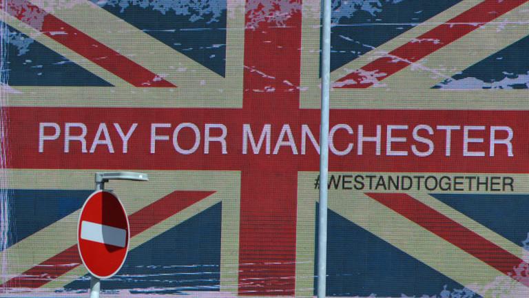 Anschlag Manchester