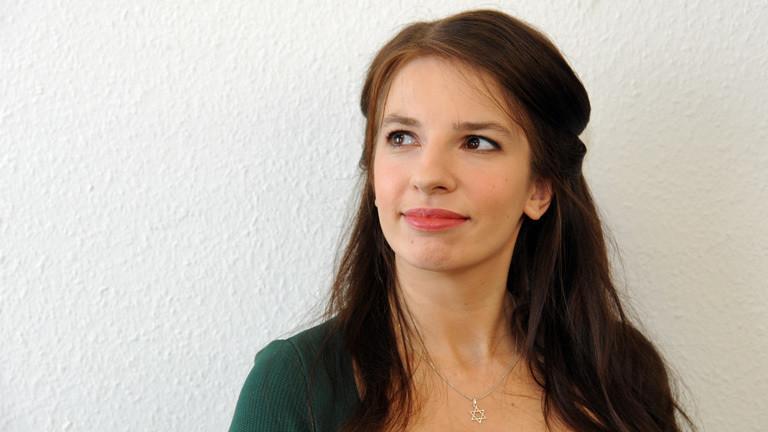 Marina Weisband, früher in der Piratenpartei, jetzt bei den Grünen, ist Expertin für digitale Beteiligung.