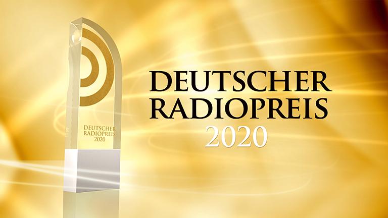 Logo Deutscher Radiopreis