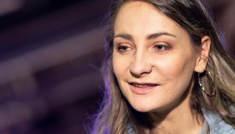 Radsport/Bahn, Weltmeisterschaft: Kristina Vogel, Botschafterin der Bahnrad-WM.