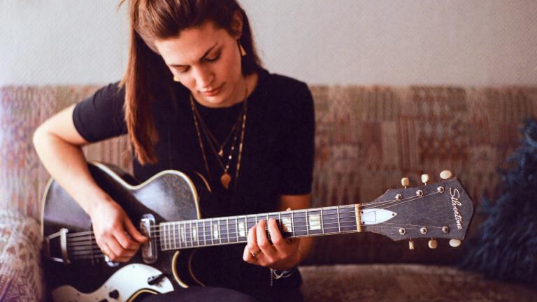 Musikerin Julia Nagele