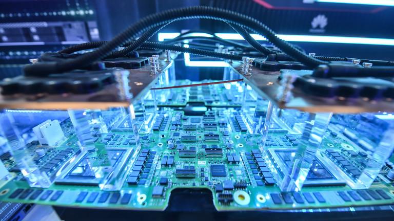 Huawei 5G-Server-Chip