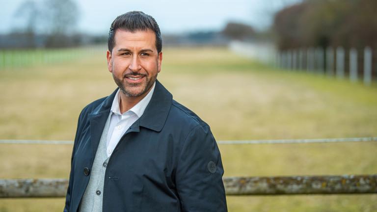 Ozan Iyibas (CSU), wahrscheinlichster Kandidat im bayrischen Neufahrn