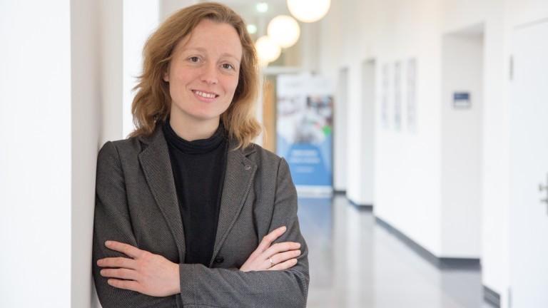 Die Neuropsychologin Ilona Croy