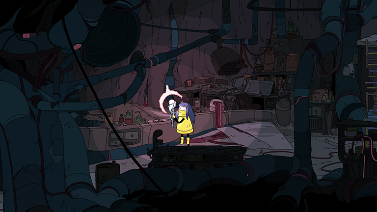 "Screenshot ""Minute of Islands"" Studio Fizbin"