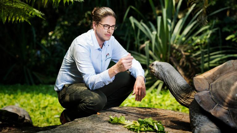 Severin Dreesen, Zoodirektor Zürich