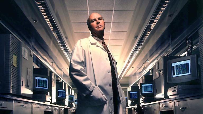 Er verkündete am 06.04.2000 die erfolgreiche Entschlüsselung von 99 Prozent des menschlichen Erbguts: Craig Venter, Präsident von Celera Genomics Corp.