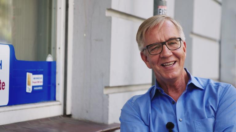 Dietmar Bartsch (Die Linke) im Interview
