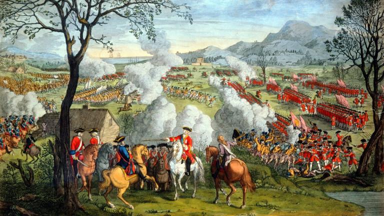 Schlacht von Culloden 16.04.1746