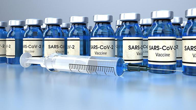 Symbolfoto Covid-19-Impfstoff